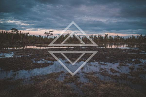 Marshland Twilight 3
